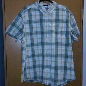 Columbia Shirt Men's. Size XXL.
